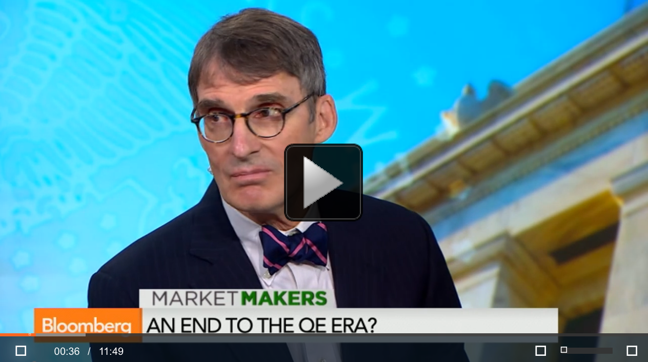 Jim Grant Expects Fed Concern on Lack of Inflation
