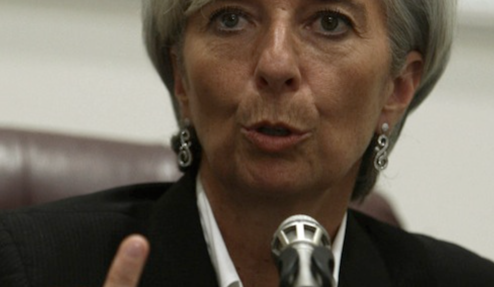 Monetary Lunacy At Work - IMF Puts 0.05%