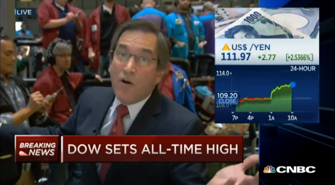 Santelli - Global QE and Buying with Big Time Yen
