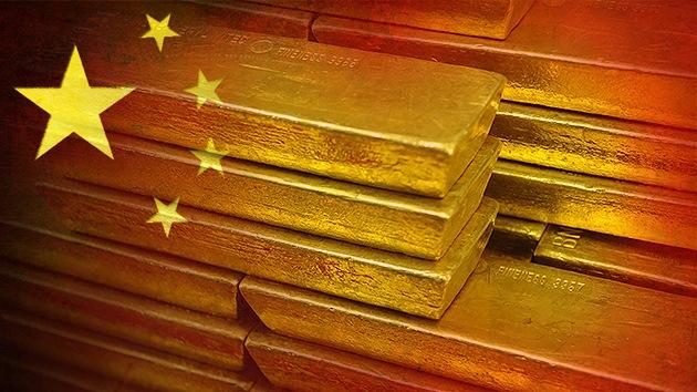 �Las enormes reservas de oro de China significan la bancarrota de Occidente?
