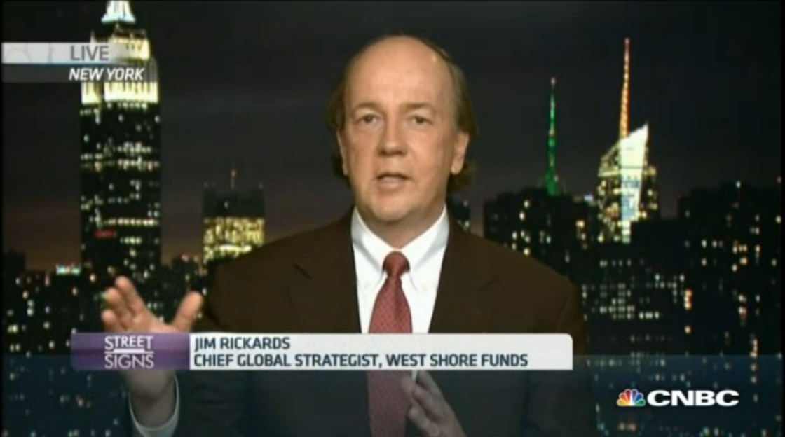 Jim Rickards - Why a US rate hike in 2015 is unlikely