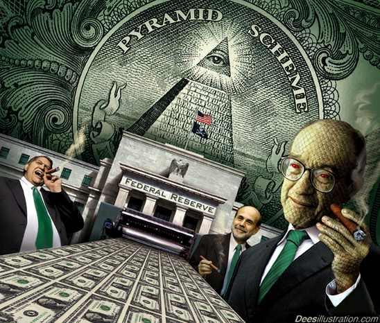 Los amos del dinero