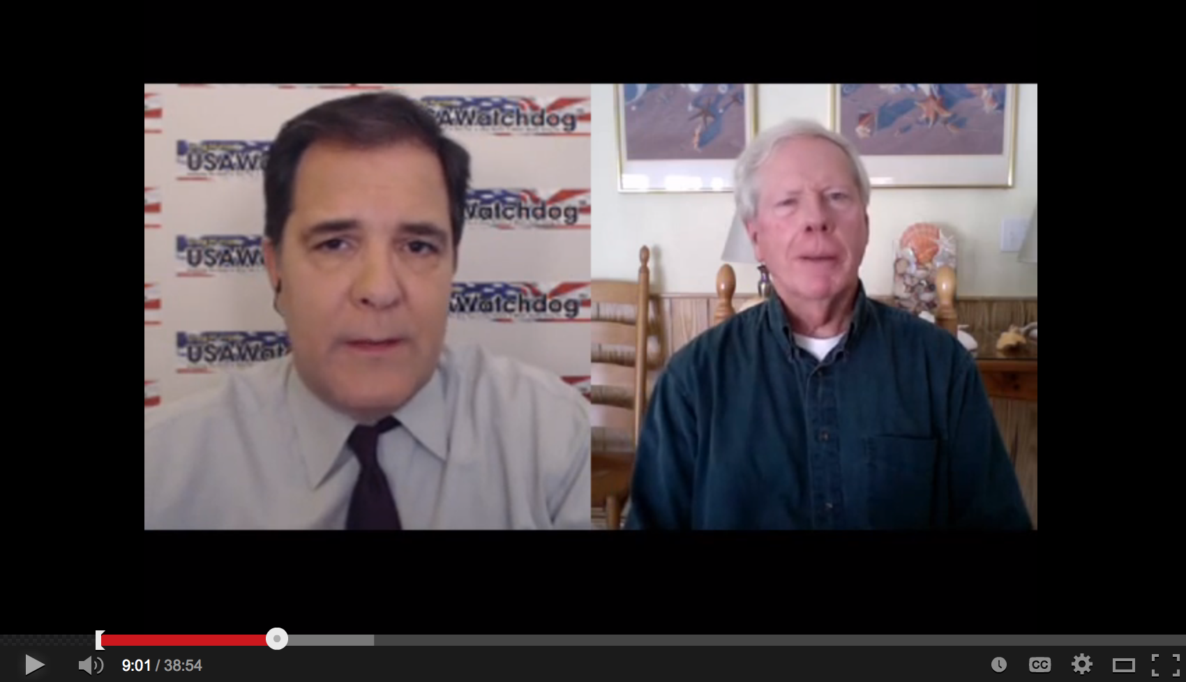 Paul Craig Roberts - US Government Most Corrupt on Earth