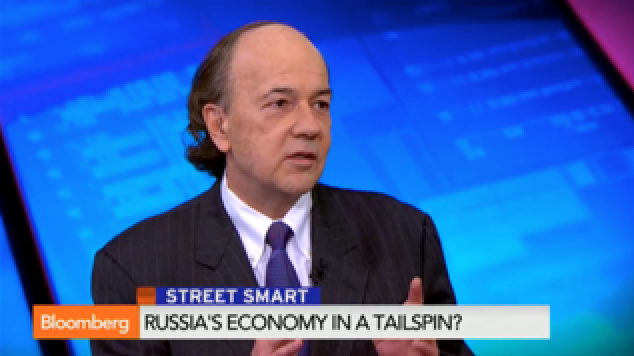 Jim Rickards - Ruble Crisis - Is Russia's Economy in a Tailspin?
