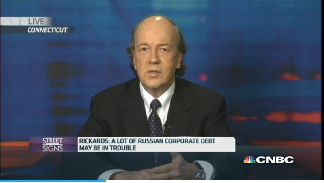Is a Russian default on the cards? - Jim Rickards