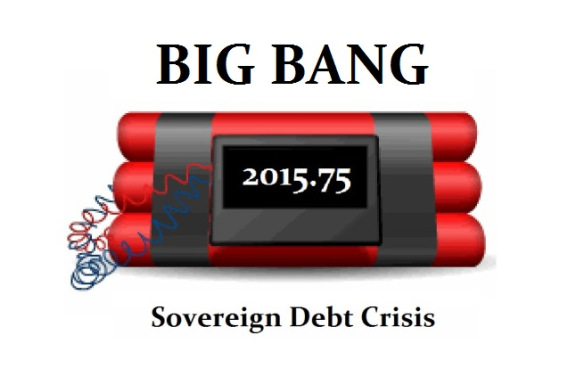 Coming Emerging Market Debt Meltdown