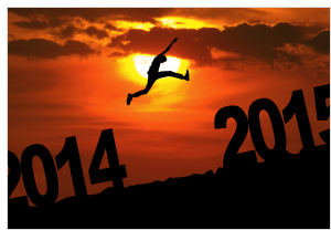 Will 2015 be the year it all comes tumbling down?