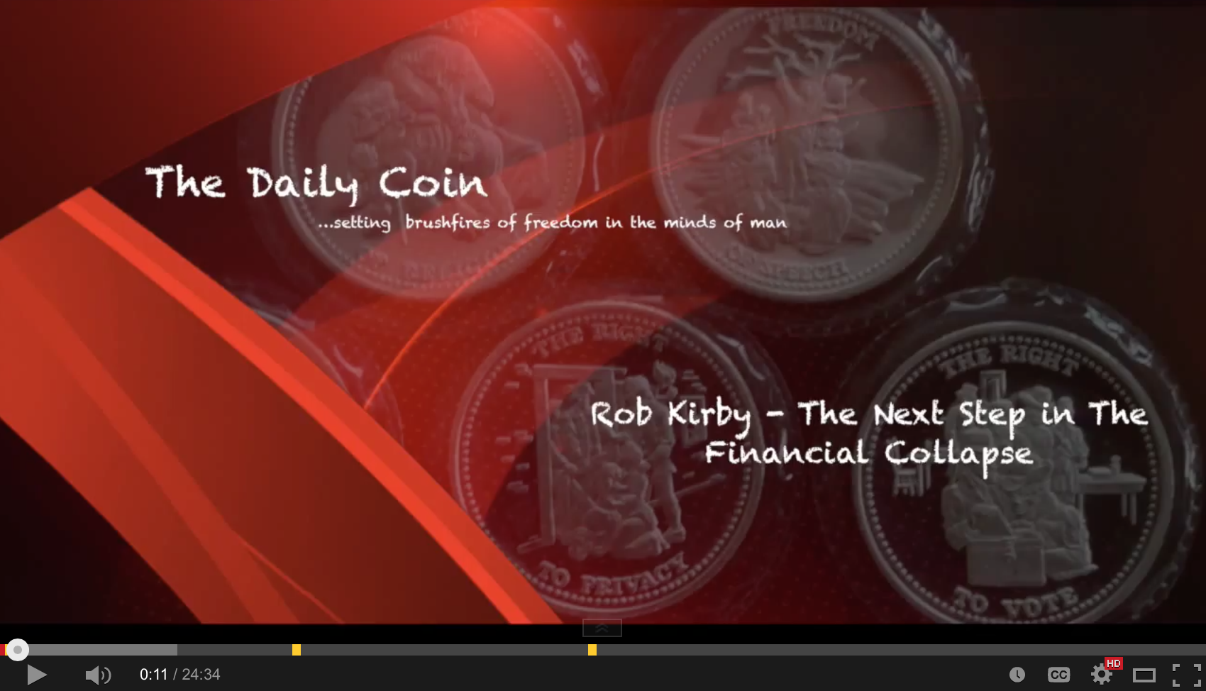 Rob Kirby - The Next Step in The Financial Collapse Pt III