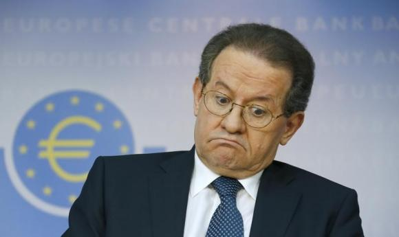 ECB's Constancio sees negative inflation rate in months ahead
