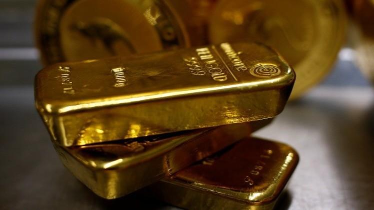 Cambiazo: Sustituyen oro por plomo en una b�veda del Banco Central de Ucrania