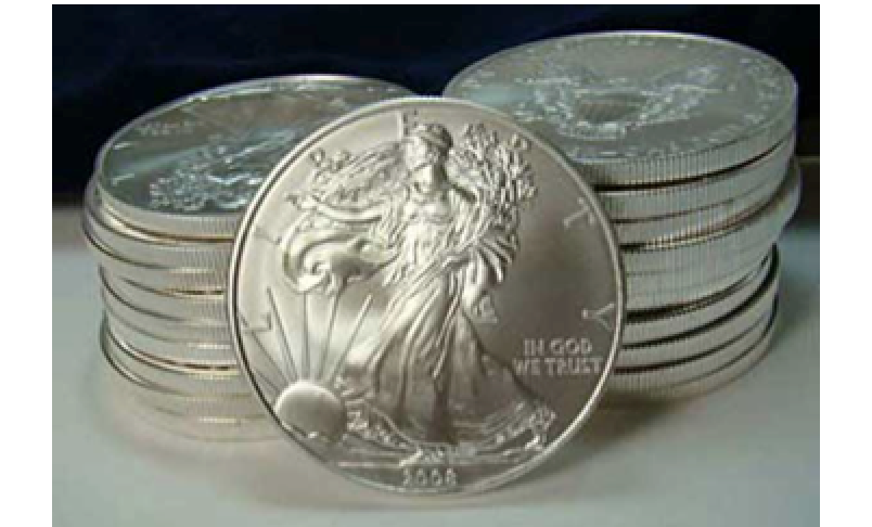 U.S. MINT SILVER EAGLE SALES - Clear Winner In 2014