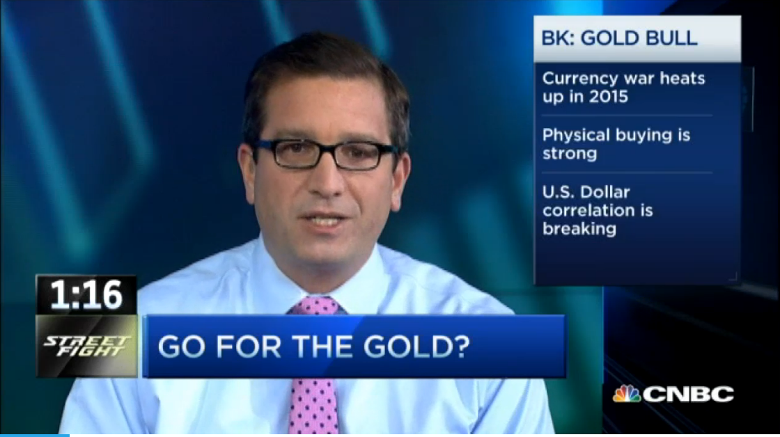 3 Reasons To Buy Gold
