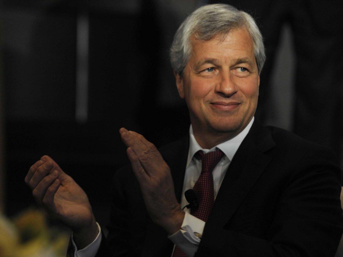 JP Morgan Owned The Swiss Franc Move