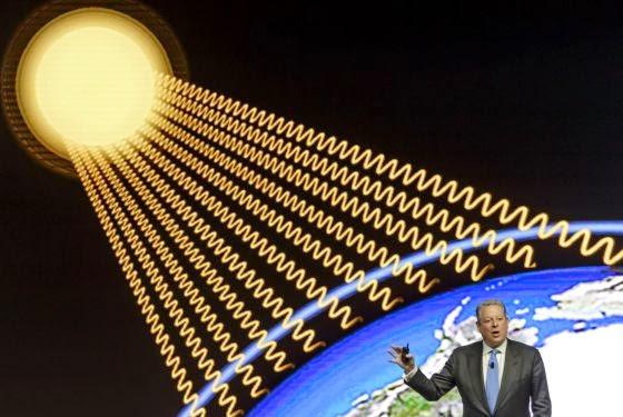 Al Gore quiere prohibir los coches en las grandes ciudades