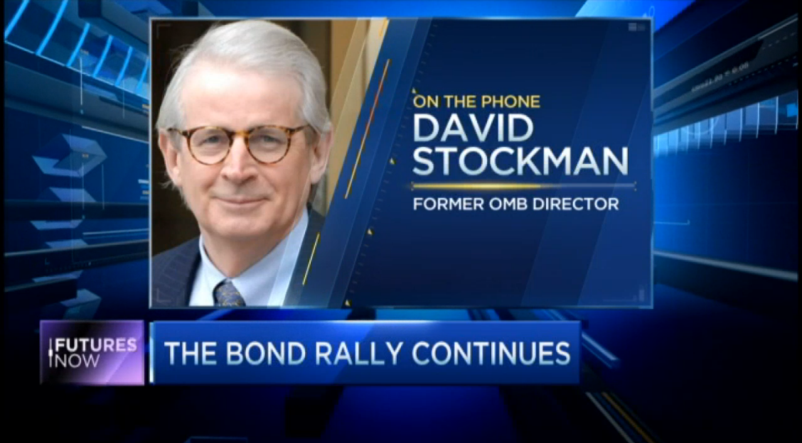 David Stockman unloads the Truth and Trashes the Fed