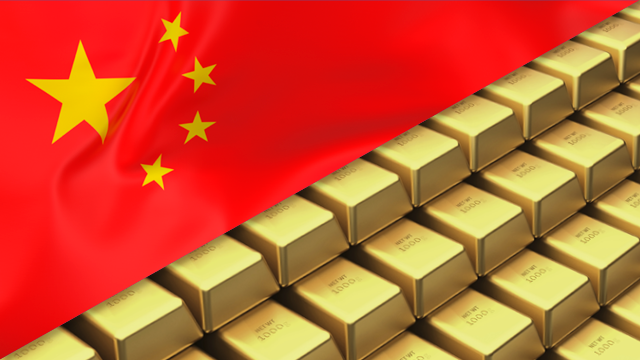 China: nuevo precio referencial del oro y orden mundial
