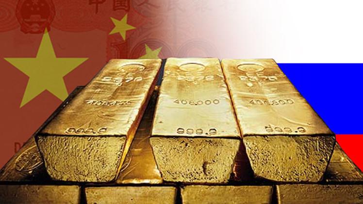�Por qu� Rusia y China compran 'furiosamente' oro?