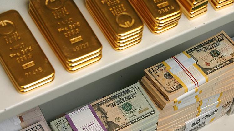 Oro o tungsteno dorado: �Qu� reservas tiene EE.UU. en sus b�vedas?