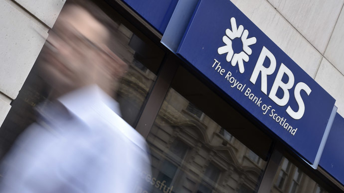 Bailed-out RBS offers staff �outrageous� bonuses despite �3.5 bn losses in 2014