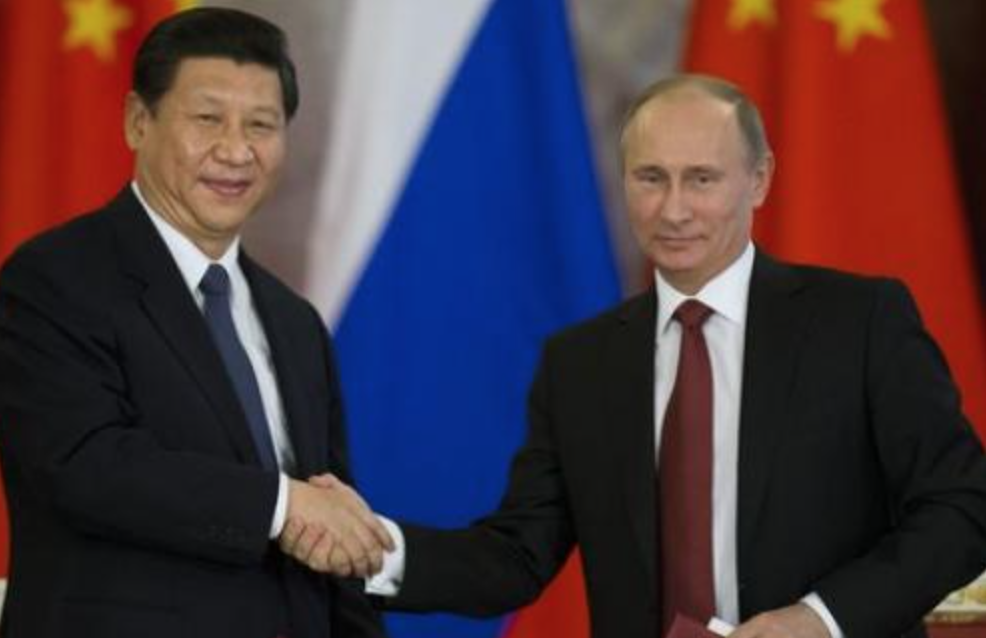 China Just Sided With Russia Over The Ukraine Conflict