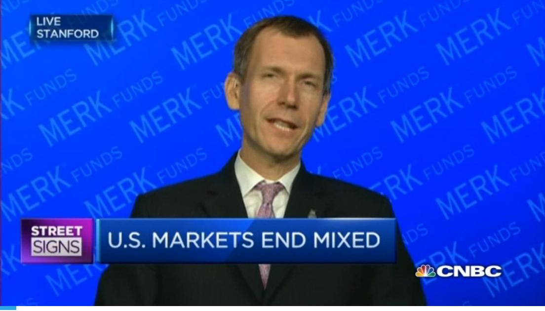 Axel Merk - Invest 20% of your portfolio in Gold
