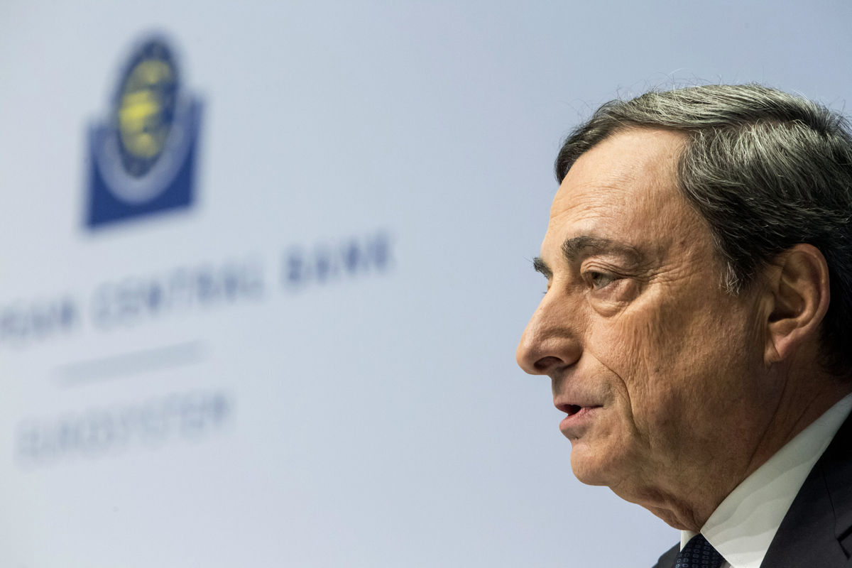 Draghi's Rescue Plan Has Created a $103 Billion Problem
