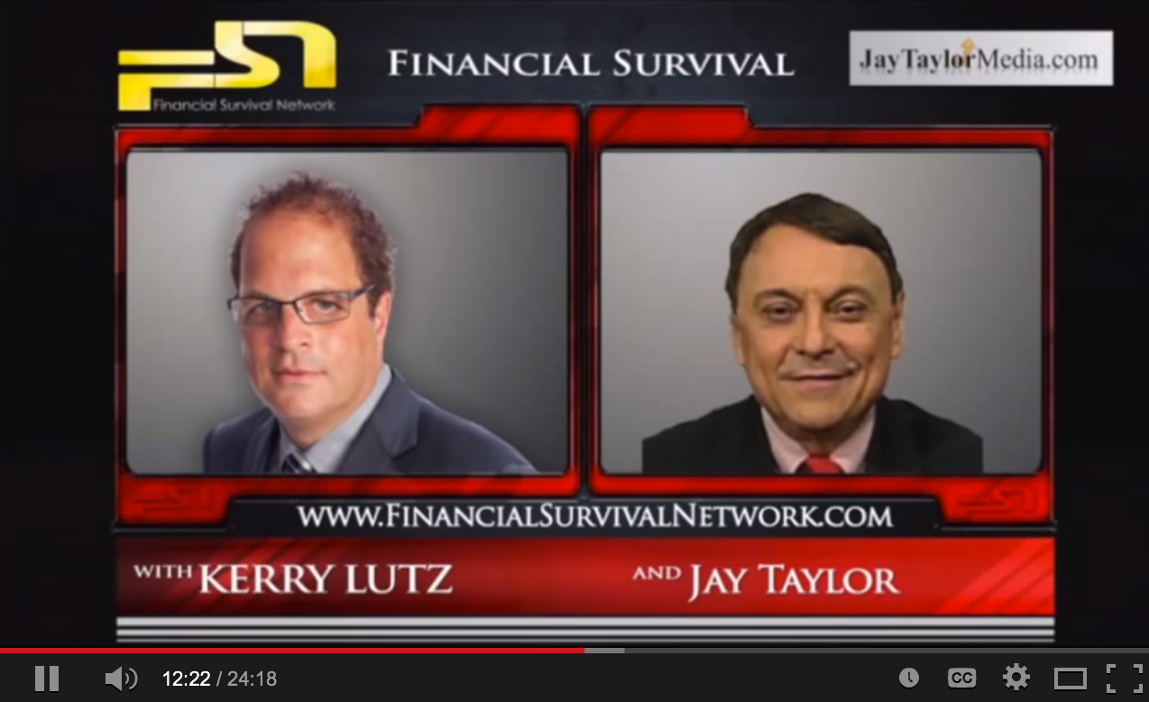 Jay Taylor--Jay's Take OnThe World Financial Crisis