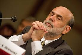On February 7, 2009 Bernanke Admitted What It Was All About