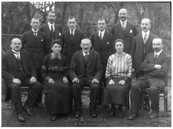 Los Rothschild, due�os de la ONU y amos del mundo