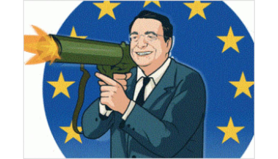 Mario Draghi's