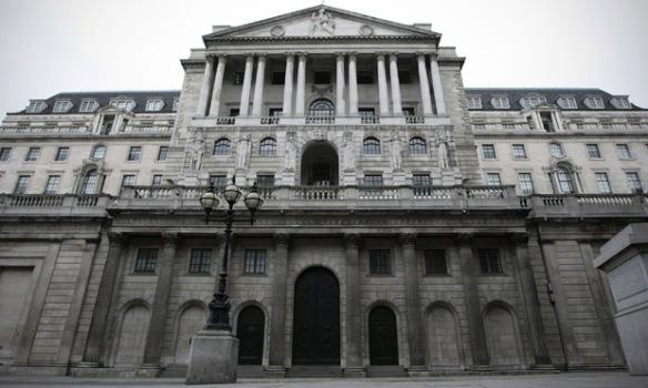 Bank of England Under Investigation