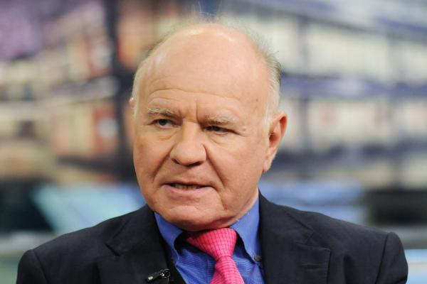 Marc Faber - Bubble Time on Wall Street, Same as It Ever Was