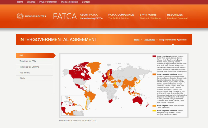 FATCA is the Most Destructive Law Perhaps in History �