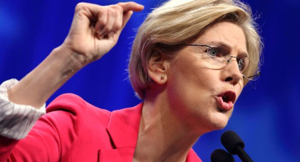 Warren Leads Charge Against the Federal Reserve and Wall Street Banker�s Days are Numbered?