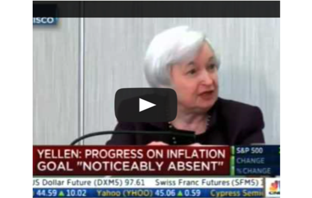 Santelli Stunned As Janet Yellen Admits