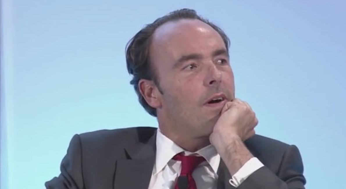 Kyle Bass Warns