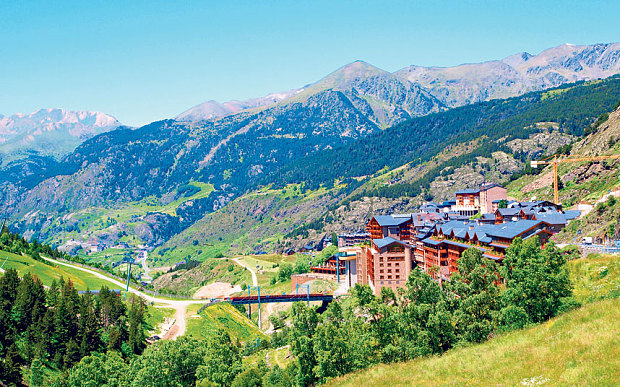 Andorra on the brink of Europe's next banking crisis