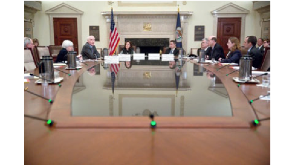 Caught On Tape � A Clandestine Federal Reserve Meeting