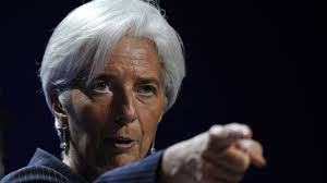 IMF's Lagarde To Greece; Pay Us Or Else