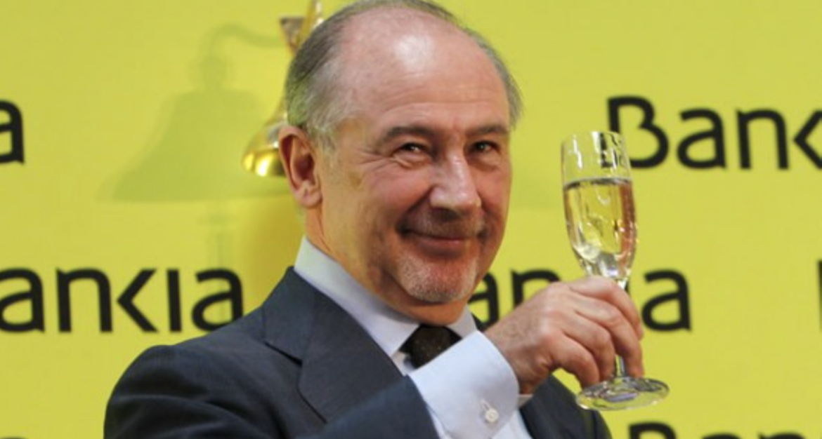 Former IMF Head Rato Is Arrested Over Tax Fraud  and Money Laundering