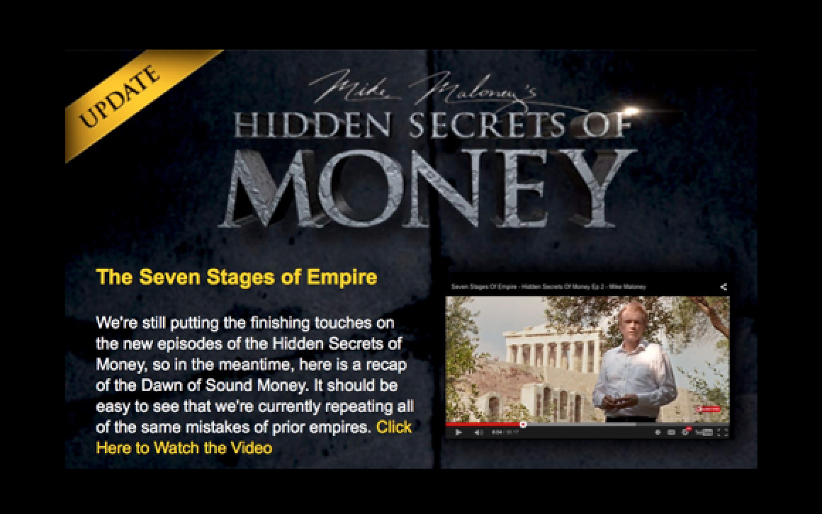 Seven Stages of Empire