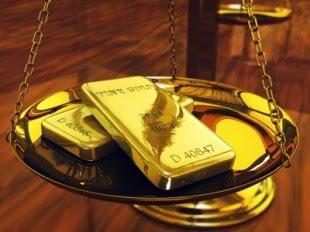 Mercado del oro: presagio de tormenta