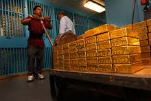 Gold Withdrawals From NY Fed Vault Refuse To Stop: 200 Tons Of Gold Repatriated In Past Year