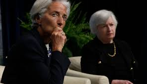 Here's Janet Yellen's speech at the IMF on financial stability