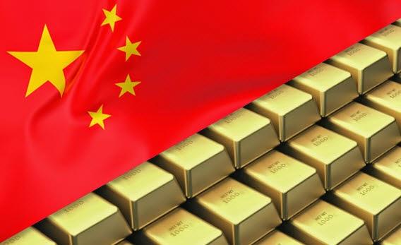 China pondr� de rodillas al d�lar con el oro