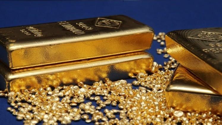 Europa experimenta fren�tica 'fiebre del oro' por temor a un colapso econ�mico