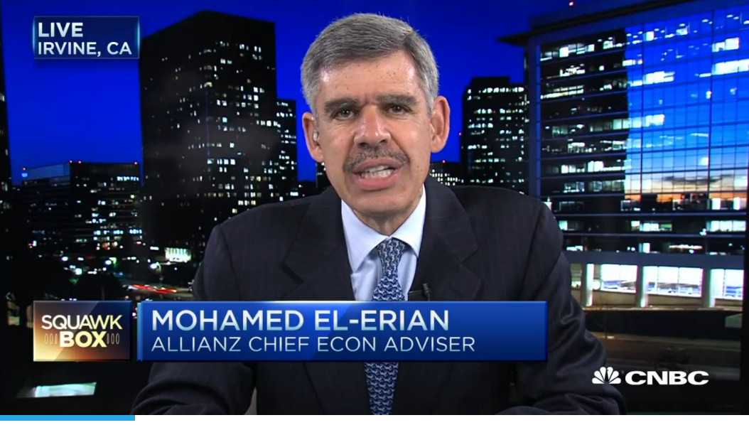 El-Erian - Greece 'accident' 55% to 60% probability
