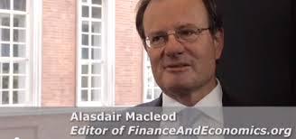 Euro-sclerosis  -  Alasdair Macleod