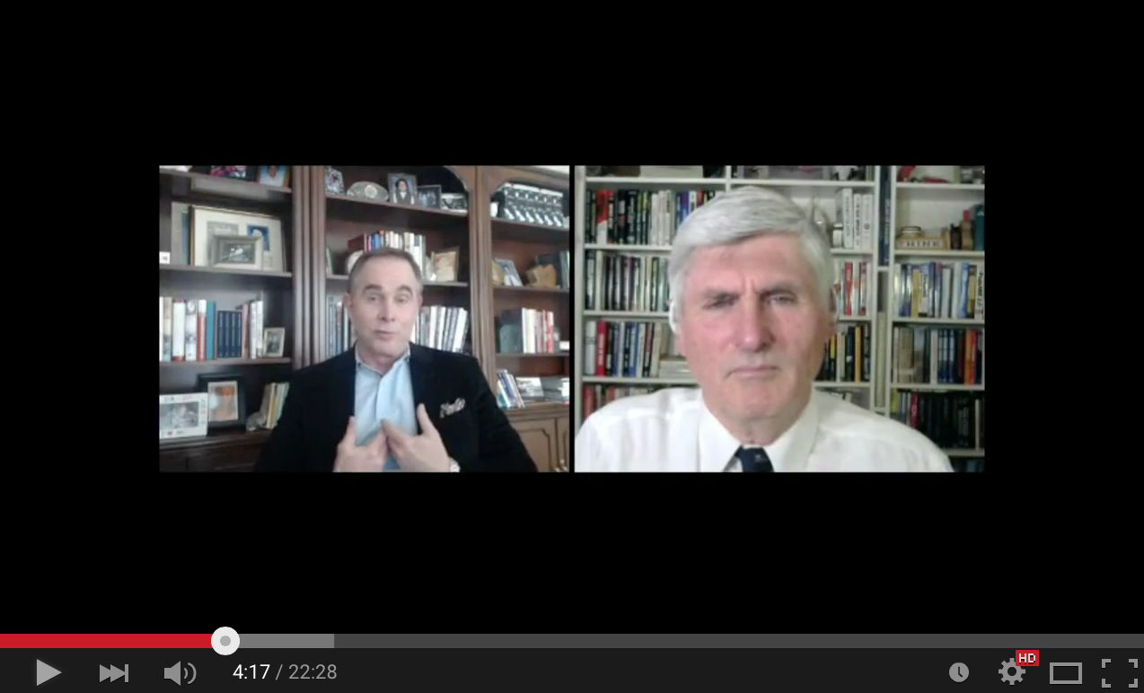 Financial Repression Authority with John Mauldin and Gordon T. Long