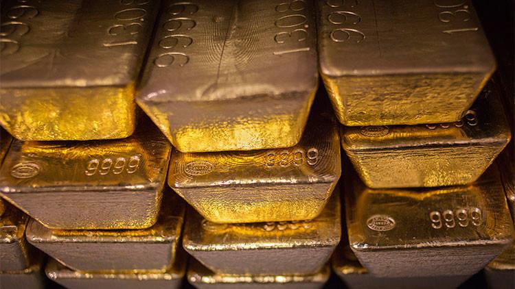 �Por qu� crea Texas su propio dep�sito de oro fuera de control de Washington?